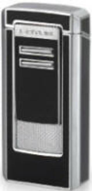 Lotus Commander Lighter  Glossy Black & Chrome