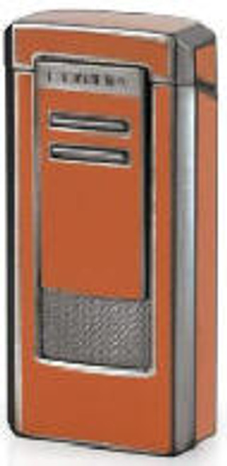 Lotus Commander Lighter  Orange & Gunmetal