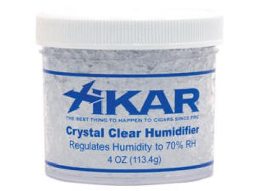 Xikar 4 Oz Crystal Jar