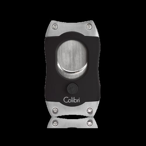 Colibri S-Cut Black+Chrome Cutter