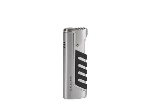 Lotus Rebel Chrome Satin & Chrome Polish Lighter