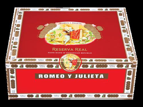 Romeo y Julieta Reserva Real Figurado