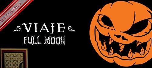 Viaje Full Moon 2017 Edicion Limitada