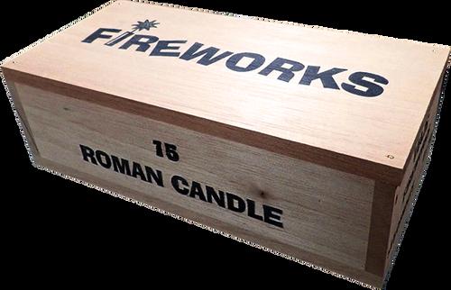 Viaje Fireworks Roman Candle