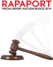 Rapaport Annual Auctions Report