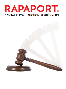 Sothebys and Christies Auction Results 2009