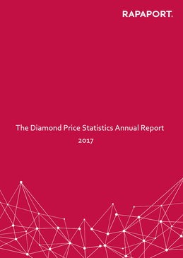 Rapaport Diamond Price Statistics Annual Report 2017