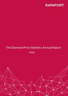 Rapaport Diamond Price Statistics Annual Report 2017