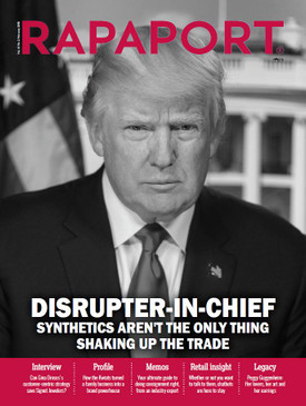 Rapaport Magazine - February 2018