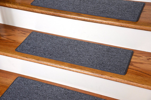 Gray Non-slip Pet Friendly Stair Treads
