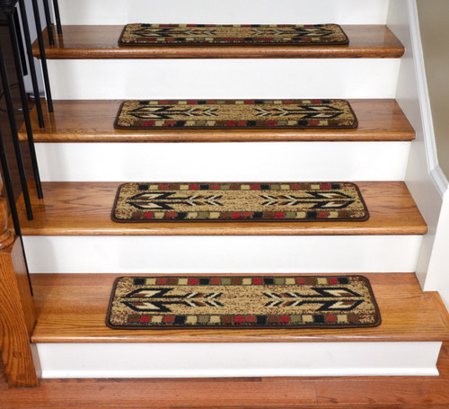 Pet Friendly Carpet Stair Treads Deanstairtreads Com