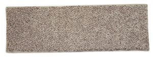 "Dean Non-Slip Tape Free Pet Friendly Stair Gripper DIY Carpet Stair Treads/Rugs 27"" x 9"" (15) - Color: Hudson Tweed Plush, American Made Top Quality"