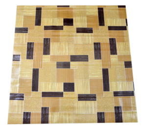 Dean Affordable Vinyl Flooring - Gold Blocks - 6' x 82' $0.40/sf