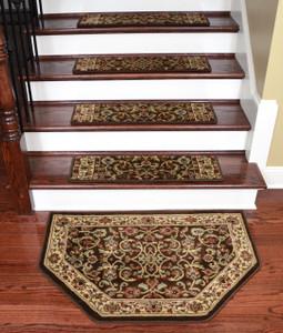 Attractive Dean Tape Free Pet Friendly Non Skid Stair Gripper Premium Carpet Stair  Treads   Classic