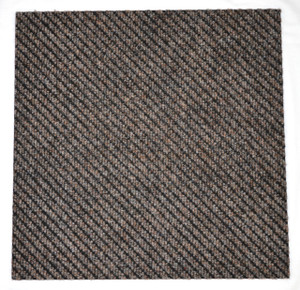 DIY Indoor/Outdoor Anti-Slip Carpet Tile Squares - Greystone