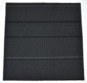 DIY Carpet Tile Squares - Horizon Black - 48 SF Per Box -12 Pieces Per Box