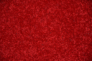 Fire Engine Red Bound Carpet Area Rug -  You Choose the Size