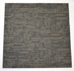 "Carpet Tile Squares - Replica Gray - 24"" x 24"" Box of 12 (48 sf)"