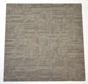 "DIY Carpet Tile Squares - Mirror Image Taupe - 24"" x 24"" Box of 12 (48 sf)"