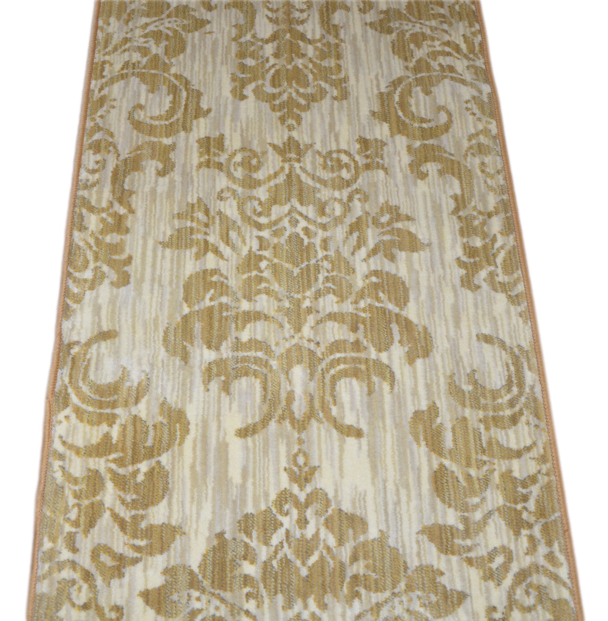 Dean Rosewood Custom Length Nylon Carpet Rug Hall Stair