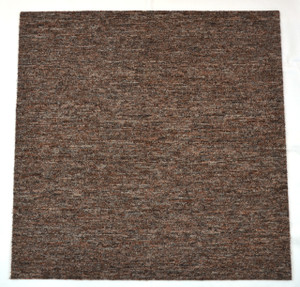 Dean DIY Carpet Tile Squares - Upshot Brown - 48 SF Per Box -12 Pieces Per Box