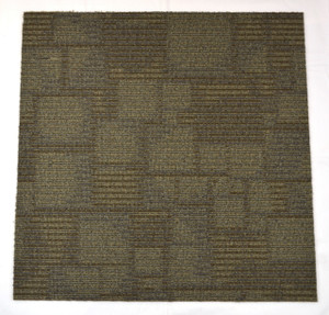 Dean DIY Carpet Tile Squares - Earth Shadow - 48 SF Per Box -12 Pieces Per Box
