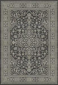 "Dean Stratford Cleo Gray Area Rug 5'3"" x 7'7"" (5x8)"