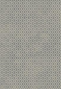 "Dean Stratford Platinum Gray Area Rug 5'3"" x 7'7"" (5x8)"