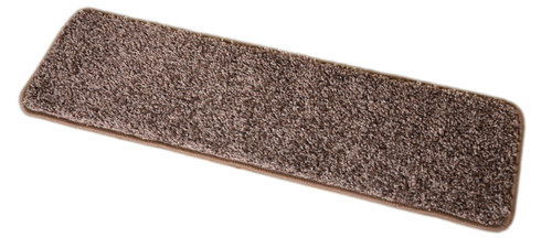 Dean Washable Non Slip Carpet Stair Treads   Fresh Coffee Brown   Set Of 15  Pieces, 27 Inches By 9 Inches Each