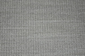 Dean Natural Boucle Slate Gray Premium Nylon 5' x 8' Bound Carpet Area Rug