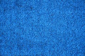 Dean Indoor/Outdoor Marina Blue Artificial Grass Turf Area Rug 6'x8'
