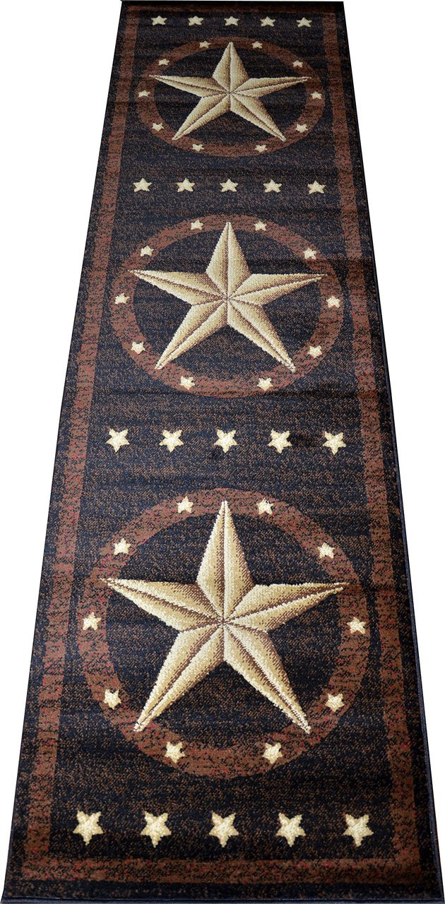 Dean Western Star Ranch Carpet Runner Rug 2 3 Quot X 7 7 Quot