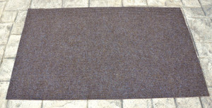 Dean Indoor/Outdoor Walk-Off Entrance Door Mat 2' x 3' (Set of 2) Color: Brown