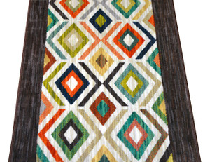 "Dean Brentwood Custom Length Nylon Carpet Rug Hall Stair Runner 30"" Width - Purchase by the linear foot"