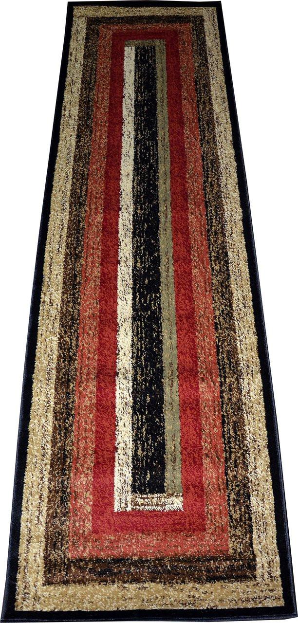 Dean Rustic Panel Lodge Cabin Ranch Southwestern Carpet