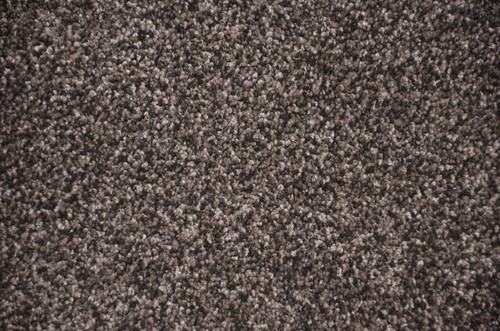 Smokey Hill 5 X 7 Gray Plush Serged Carpet Area Rug