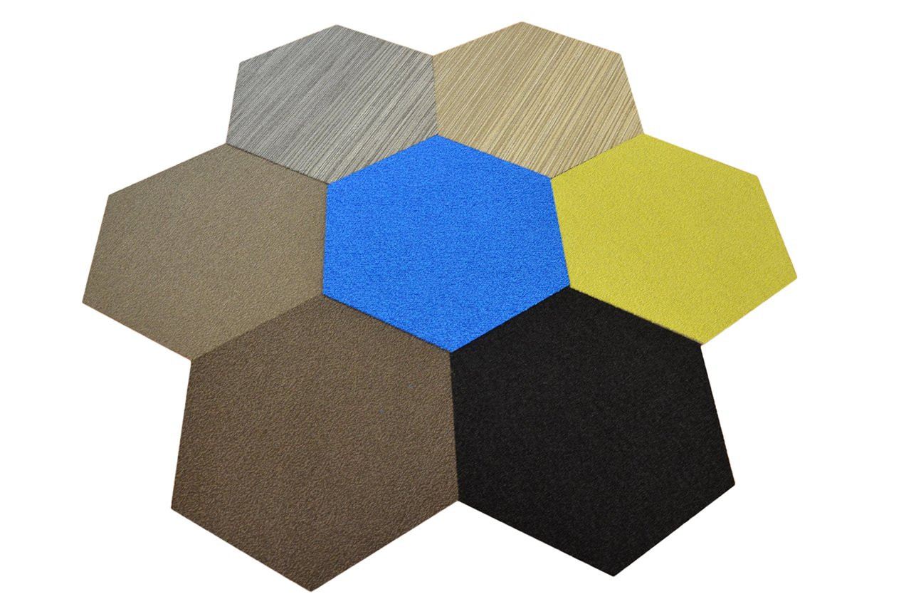 Dean Flooring Company Affordable Hexagon Shaped Commercial