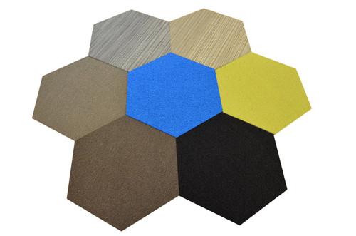 Hexagon Carpet Tile
