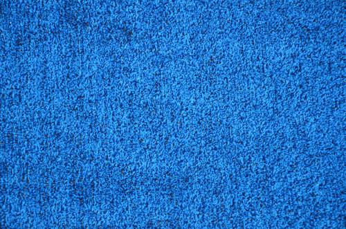 Dean Indoor/Outdoor Marina Blue Artificial Grass Turf Area Rug 12u0027x12u0027