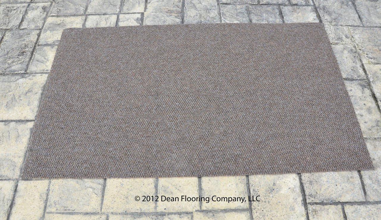 Dean 3 X 5 Indoor Outdoor Beige Carpet Door Mat Rug