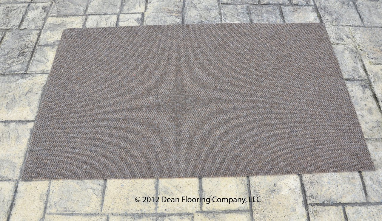 Dean 6 X 8 Beige Indoor Outdoor Carpet Door Mat Rug