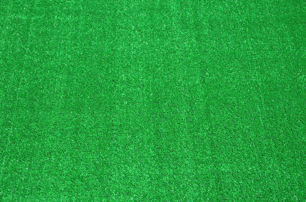 Dean indoor outdoor green artificial grass turf area rug 6 for Indoor outdoor carpet green