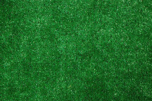 Green Artifical Grass Turf Area Rug