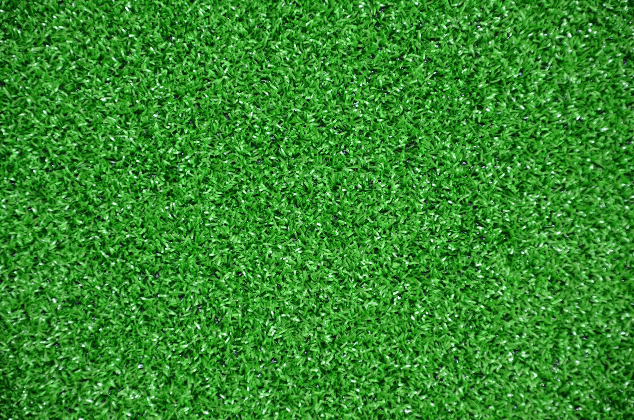 Dean indoor outdoor green artificial turf rug 6 39 x 8 39 for Indoor outdoor carpet green