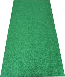 Dean Premium Heavy Duty Indoor/Outdoor Green Artificial Grass Turf Carpet Runner Rug/Putting Green/Dog Mat, Size: 3' x 6'
