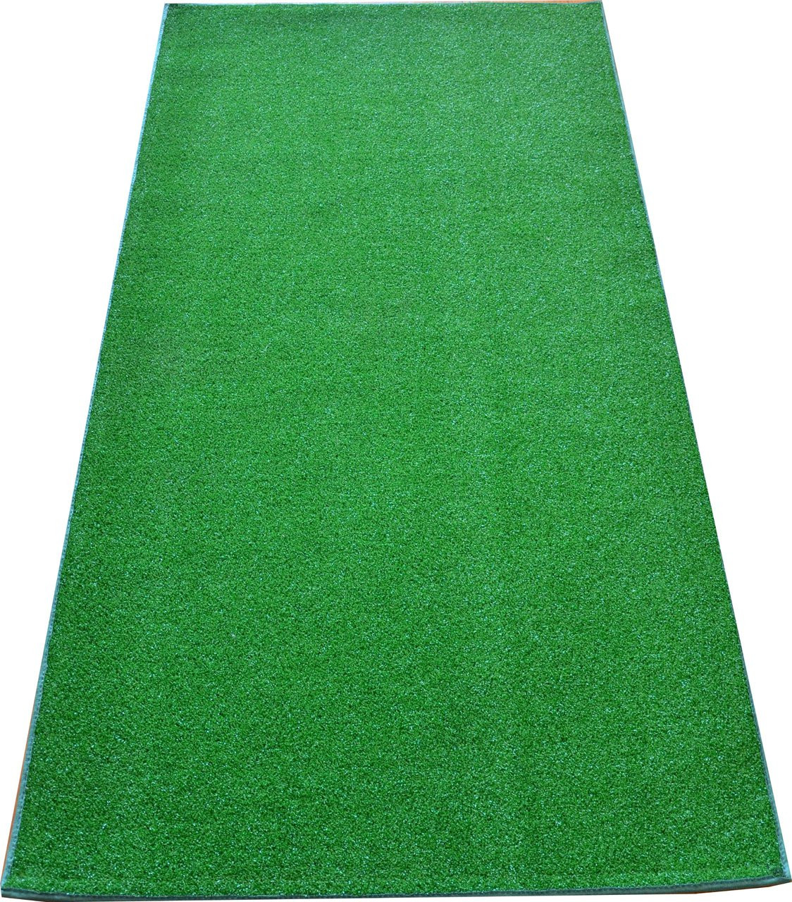 Dean premium heavy duty indoor outdoor green artificial for Indoor outdoor carpet green