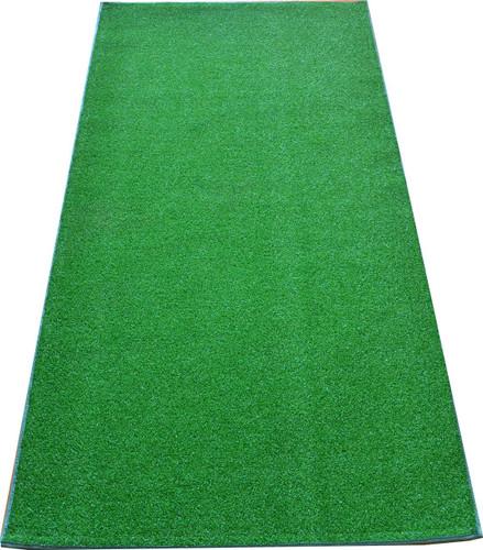 Dean Premium Heavy Duty Indoor/Outdoor Green Artificial Grass Turf Carpet  Runner Rug/Putting