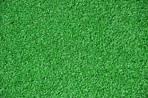 Dean Premium Heavy Duty Indoor/Outdoor Green Artificial Grass Turf Carpet Rug/Putting Green/Dog Mat, Size: 6' x 8' with Bound Edges