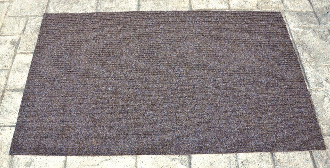 4x6 Door Mat #12 - Dean Indoor/Outdoor Walk-Off Entrance Door Mat 4u0027 X 6u0027 Color: Brown