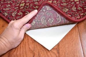 dean ultra nonskid reversible runner rug pad 2u0027
